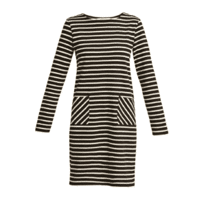 People Tree - Harper Stripe Tunic Black - R202US.BK1
