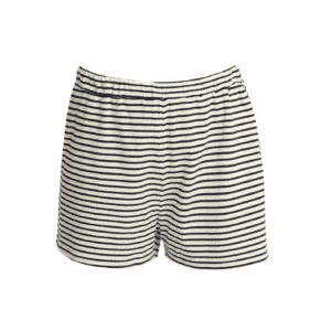 People Tree - Stripe Pyjama Shorts Navy - R434US.NY1