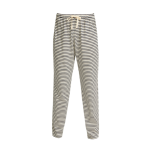 People Tree - Stripe Pyjama Trousers Navy - R436US.NY1