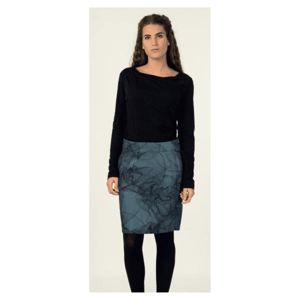 Skunkfunk - Amatza women skirt B7 - WSK00249