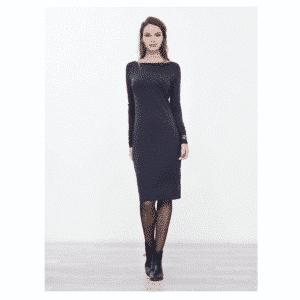 Miss Green - Robe Brigitte Navy 2