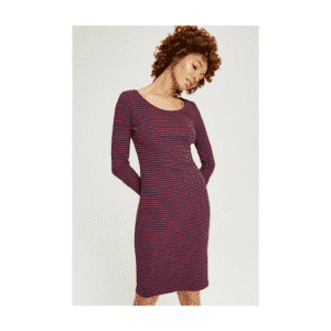 People Tree - Robe Inez Stripe -R37OUS.NY1-3
