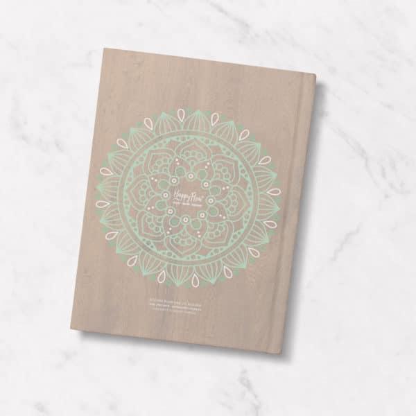 Happyflow - agenda classique mandala 2019 - 4