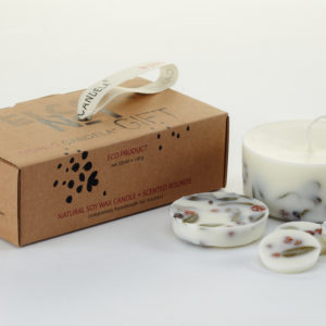 Munio Candela - Gift box_ Ashberry