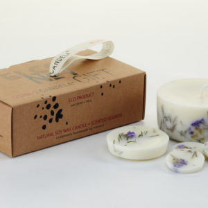 Munio Candela - Gift box_Juniper