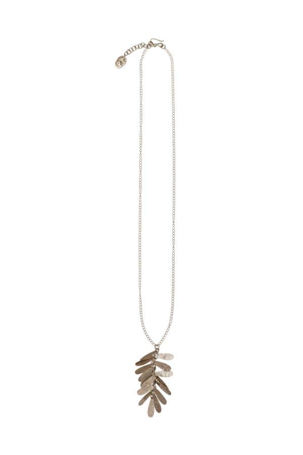 People Tree - Teardrop Necklace - T455UU.SL1