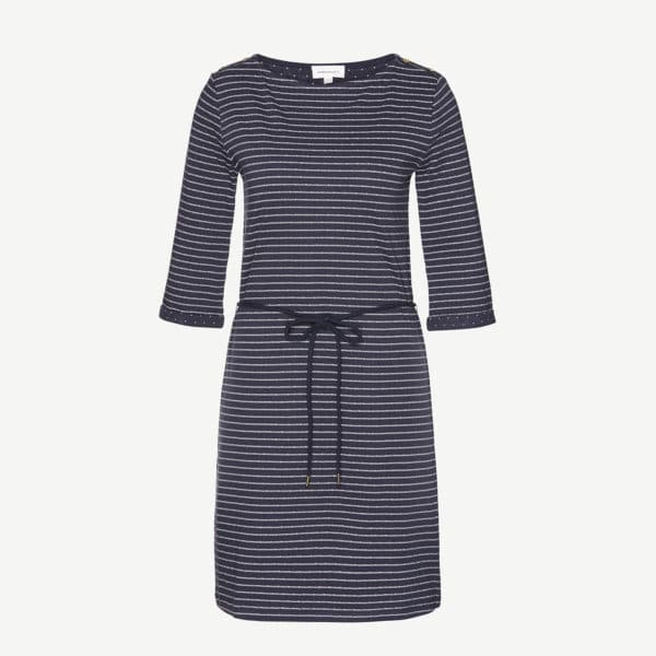 Armedangels - Robe Cora Stripes - 10253117-332
