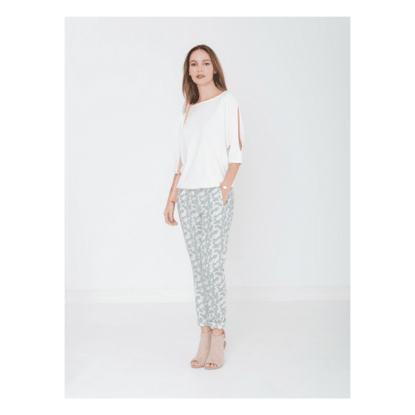 Miss Green - Top Eline Bright White - 2