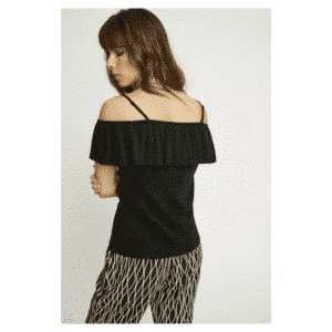 People Tree - Michelle Top Black -T263UU.BK1 - 4