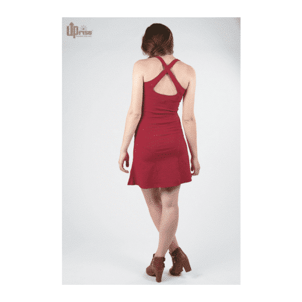 Uprise - Daily Dress - Bloody Red - 2