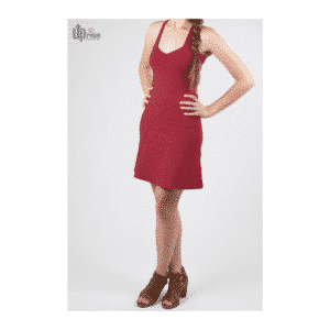 Uprise - Daily Dress - Bloody Red