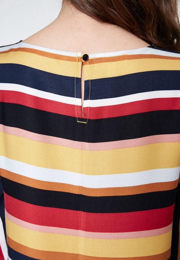Armedangels - Zoe Multicolor Stripe - 10253629-105