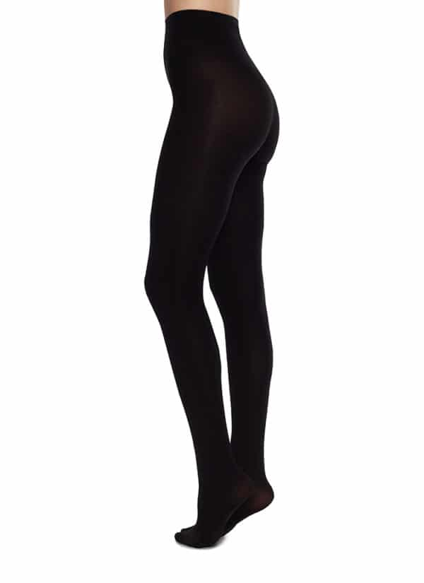 Swedish Stockings - Lia Premium Tights - Black - 3
