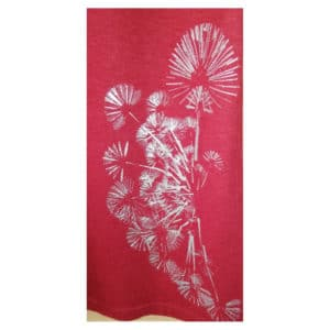 Uprise - Hemp Tee Dandelion (Bloody Red) (2)