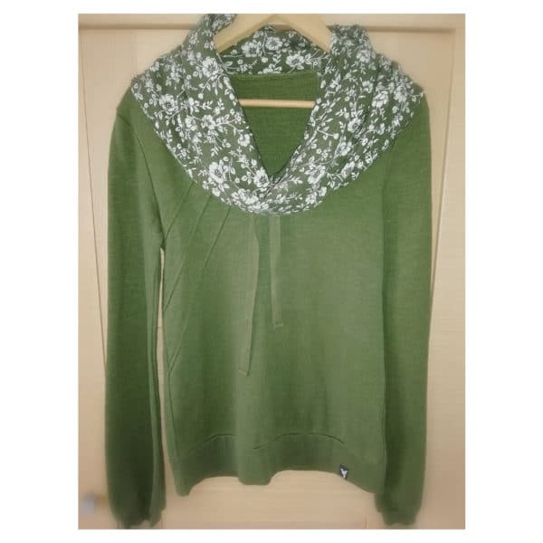 Uprise - Pull - Jungle Green (Wild Roses)