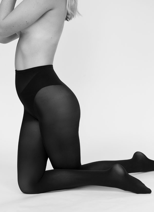 Swedish Stockings - Olivia Premium Tights - Black 4