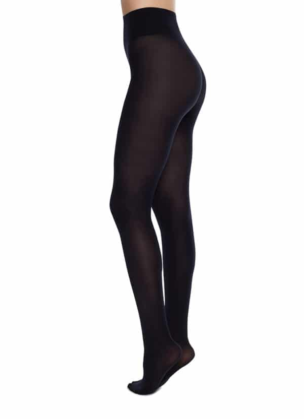 Swedish Stockings - Olivia Premium Tights - Navy 2