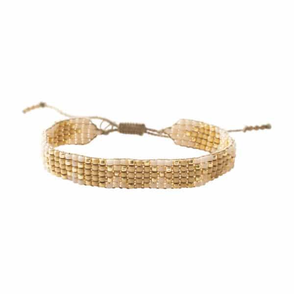 A Beautiful Story - BL23081 Breezy Citrine Gold Bracelet