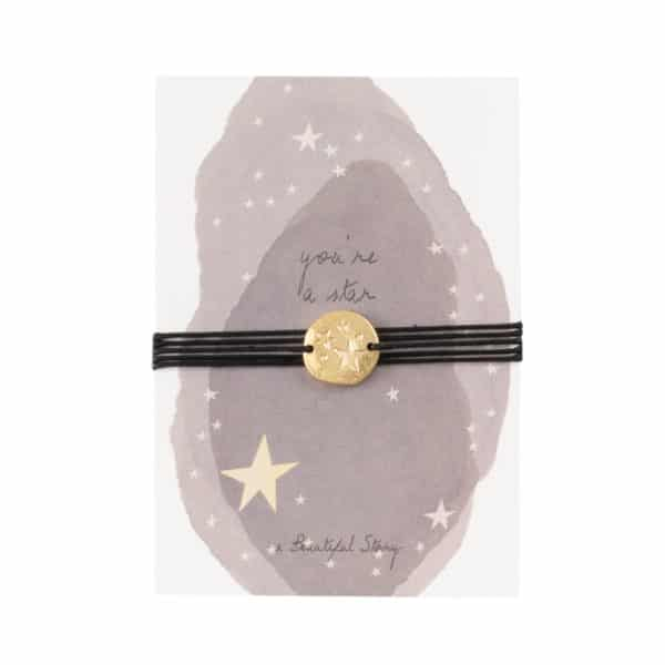A Beautiful Story - JP00002-Jewelry Postcard Star
