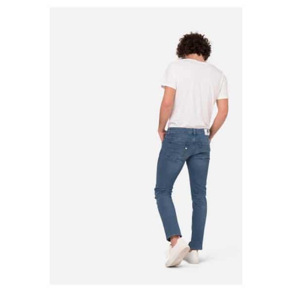 Mud Jeans - Lassen Slim Pure Blue (3)