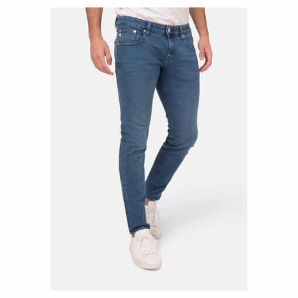 Mud Jeans - Lassen Slim Pure Blue