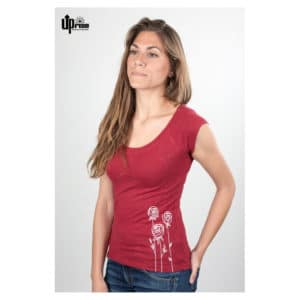 Up-Rise - WomenTeePrintROSY
