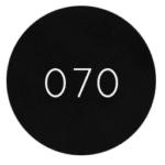 070 Noir intense