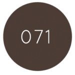071 Brun foncé